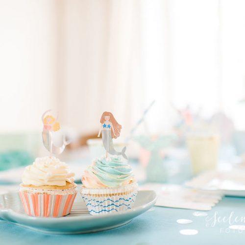 Meerjungfrau Party