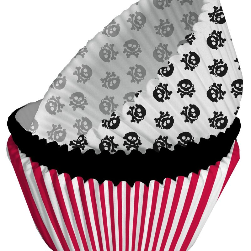 Piratenparty Cupcakeset