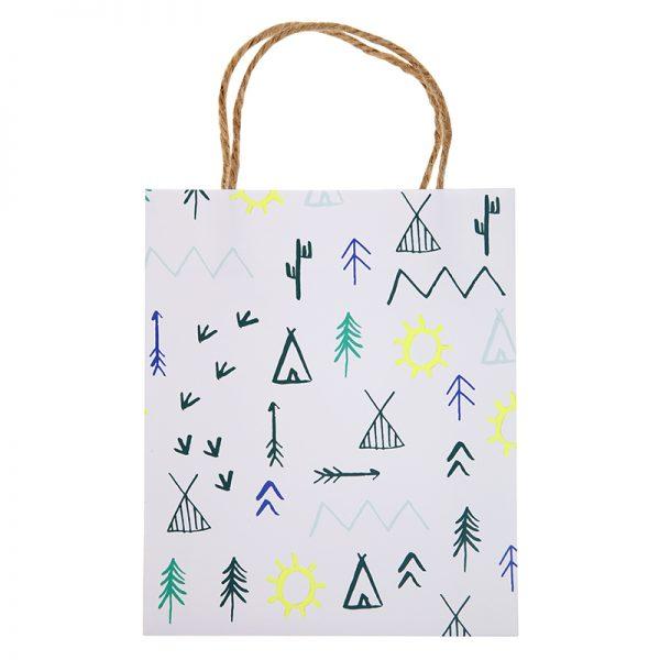 Camping Geschenk Verpackung