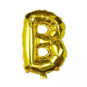 Buchstaben Ballon B