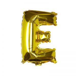 Buchstaben Ballon E