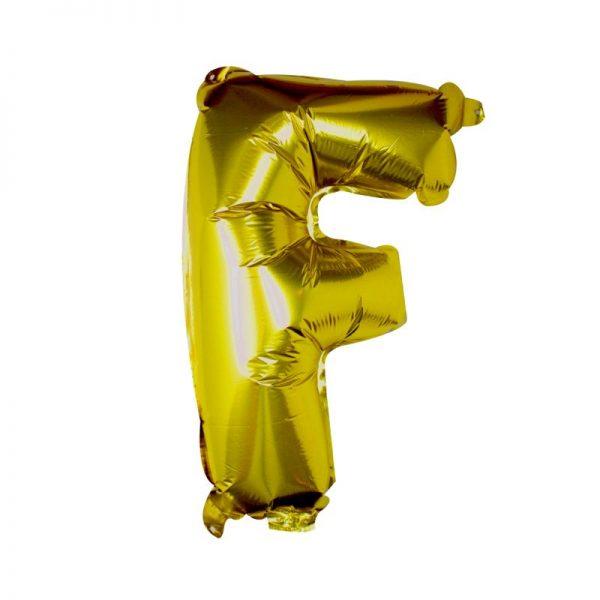 Buchstaben Ballon F