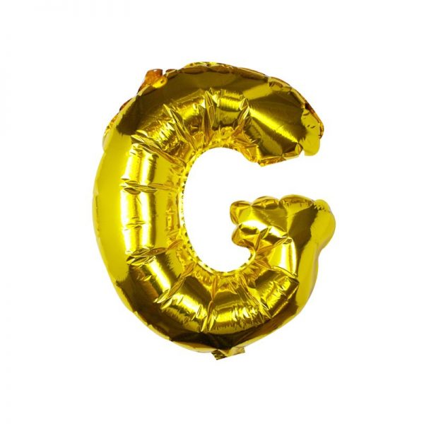 Buchstaben Ballon G