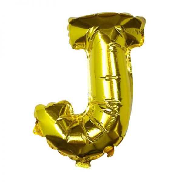 Buchstaben Ballon J