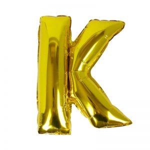 Buchstaben Ballon K