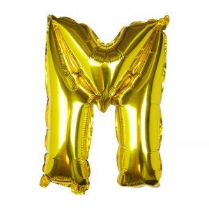 Buchstaben Ballon M