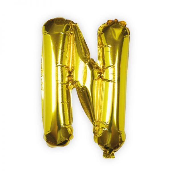 Buchstaben Ballon N