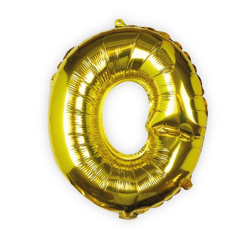 Buchstaben Ballon O