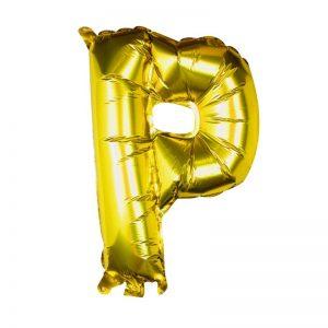 Buchstaben Ballon P