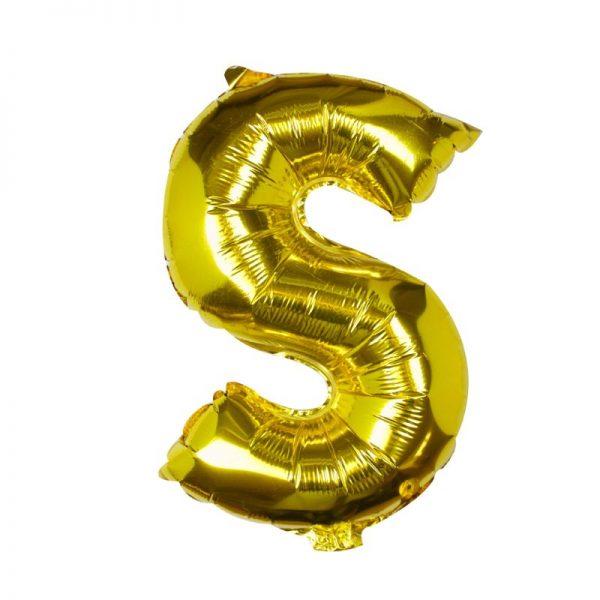 Buchstaben Ballon S