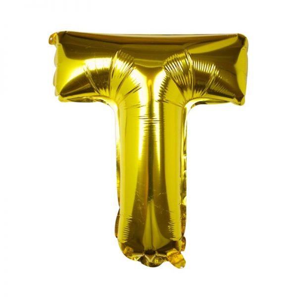 Buchstaben Ballon T