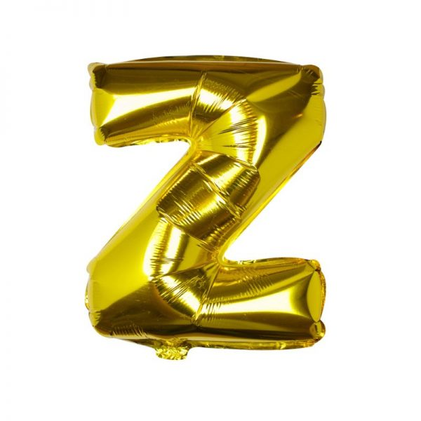 Buchstaben Ballon Z