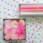 Kerzen pink