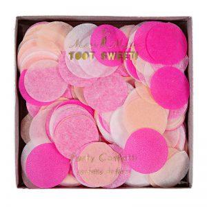 Konfetti pink