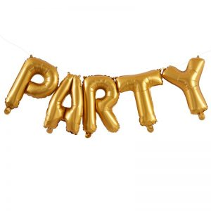 Party Ballon Girlande
