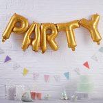 Party Ballon Girlande