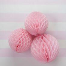 Wabenbälle rosa