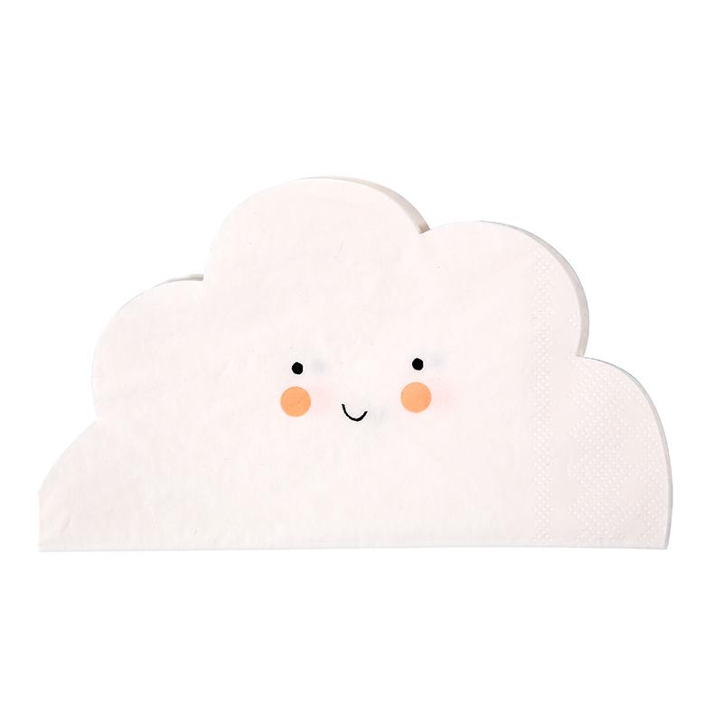 Servietten Wolke