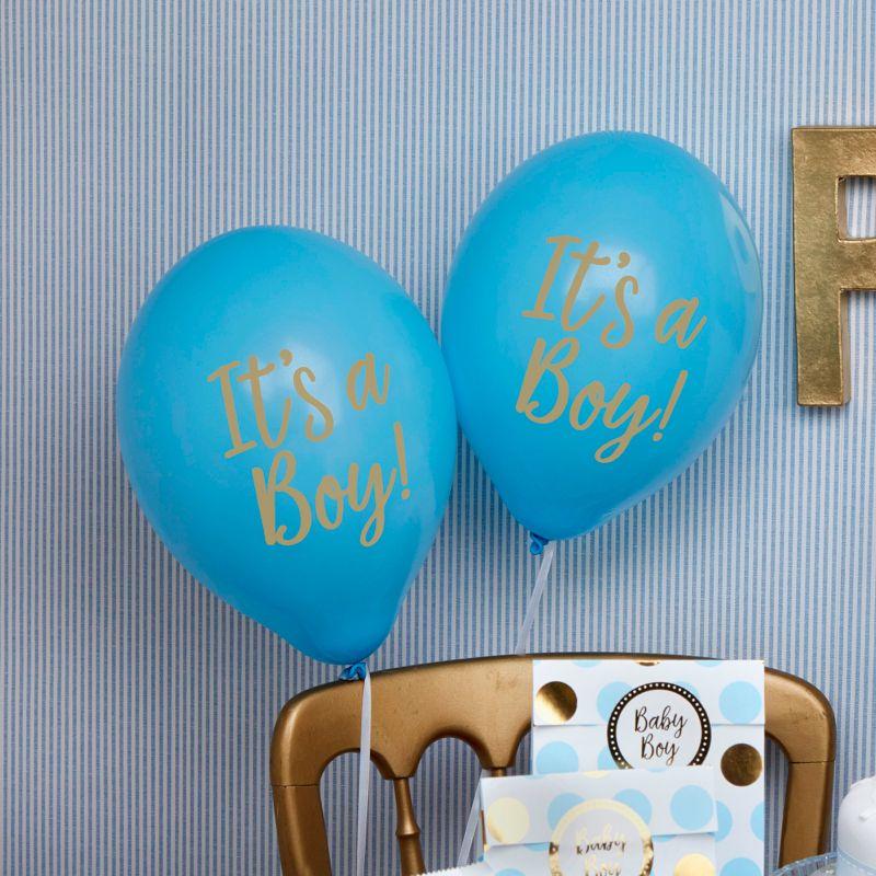 Ballons It's a boy