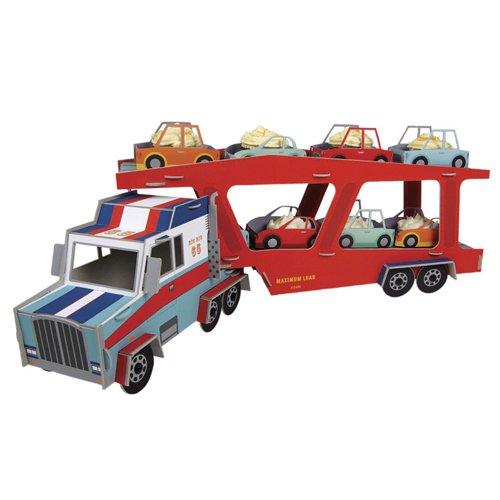 Bagger Cupcake Truck