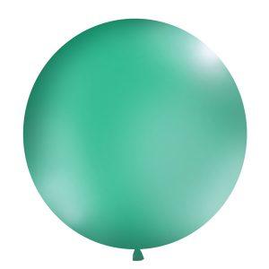Riesenballon grün matt