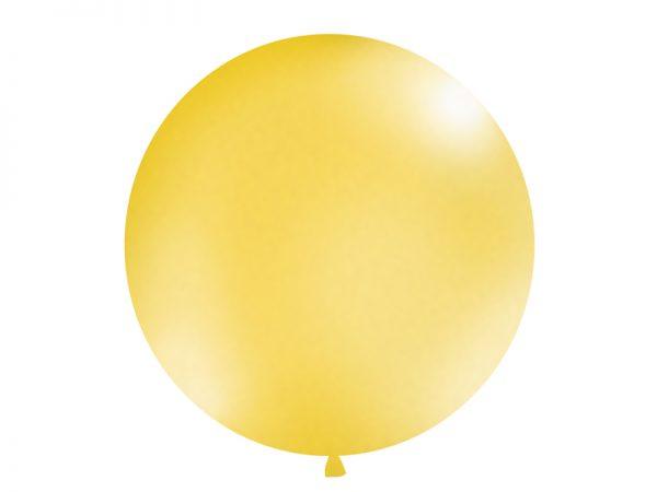 Riesenballon gold