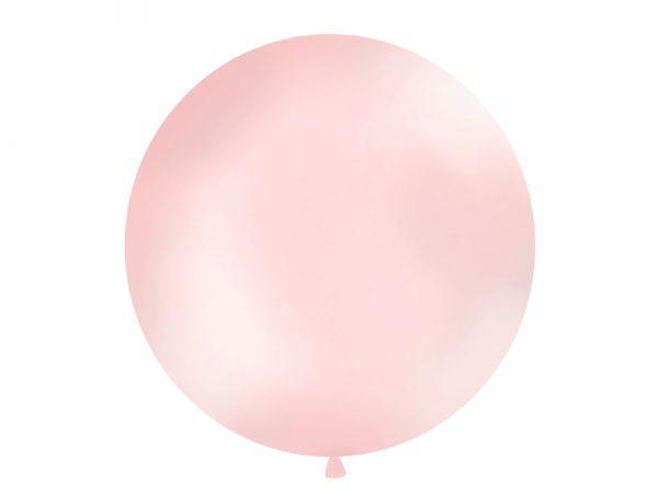 Riesenballon rosa