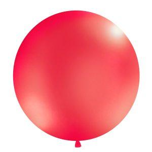 Riesenballon rot