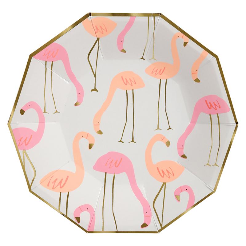 Flamingo Teller