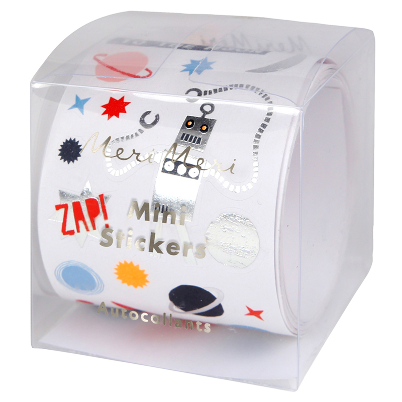 Weltraum Sticker