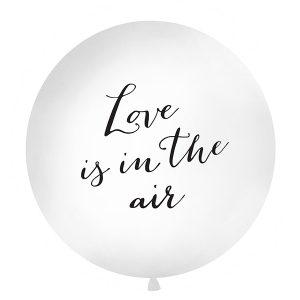Riesenballon Love
