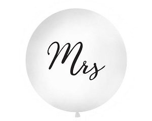 Riesenballon Mrs.