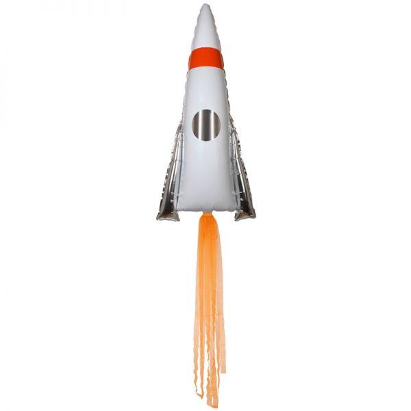 Raketen Ballon