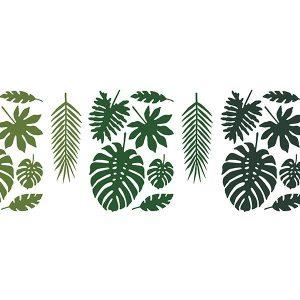 Aloha Party Blätter