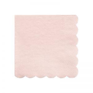 Cocktail Servietten rosa
