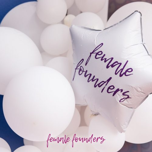 personalisierte Ballons Female Founders