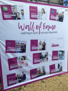 Wall of Fame Female Founders