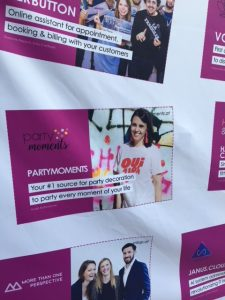 Wall of Fame Female Founders Partymoments