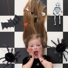 Halloween Haarspangen