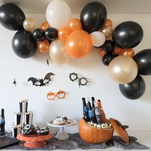 Ballongirlande Halloween