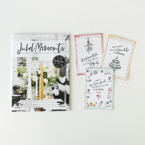 Magazin und Postkarten
