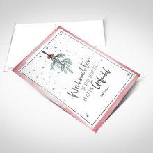 JubelMoments Postkarte Weihnachten