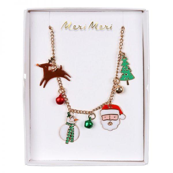 Halskette Weihnachten