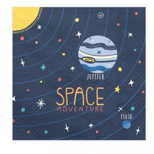 Space Servietten