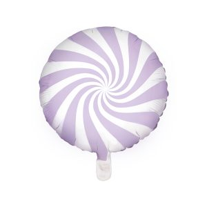 Folienballon Candy Lila