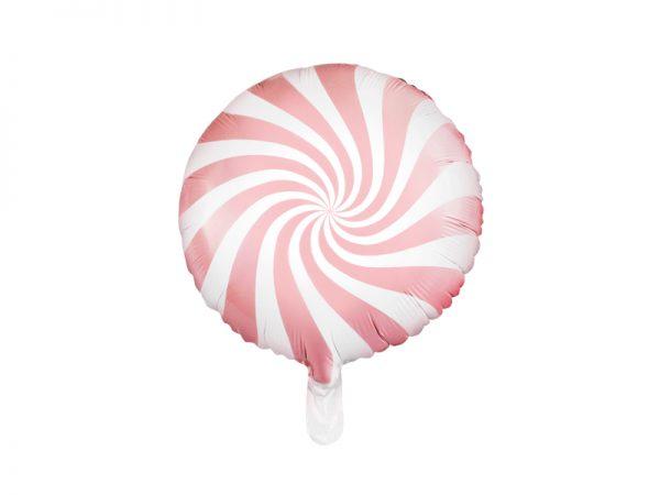 Folienballon Candy rosa