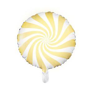 Folienballon gelb