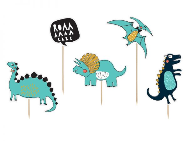 Dino Party Topper