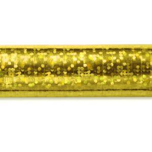 Luftschlangen gold
