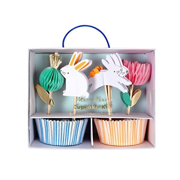 Osterhasen Cupcake Kit